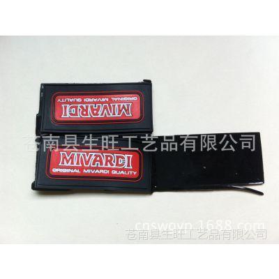 pvc胶章商标加工定做,衣服硅胶胶章 pvc滴胶 价格超低廉商标