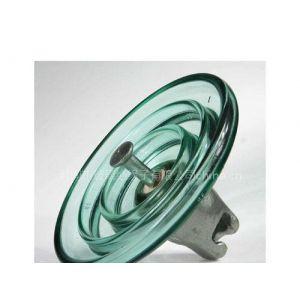 供应代理南京雷电玻璃绝缘子LXY-70LXHY-100LXHY4-120LXY1-160