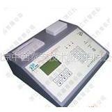 供应土壤养分测试仪(土壤化肥速测仪) 型号:SJN-TPY-6PC 特价库号:M339953