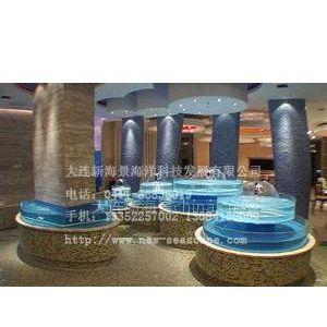 酒店鱼缸,大型鱼缸,观赏鱼缸