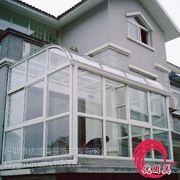 供应深圳阳光房花园楼顶搭建阳光房阳台弧形阳光房制作