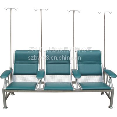 连排输液椅生产厂家--深圳北魏家具