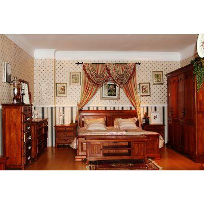 森迪专业供应防虫整体衣柜 实木衣柜定制 美式实木衣柜厂,卧室家具