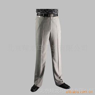 北京裤子|男款裤子|休闲裤翔龙马定做
