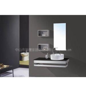 供应整体浴室柜,不锈钢卫浴柜,洗手盘,浴室镜