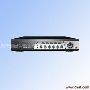 供应江门视频监控系统,监控系统安装方案,四路嵌入式网络硬盘录像机