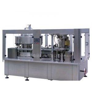 供应自动灌装封口机组(不含汽)JQ4B250