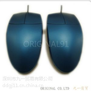 供应工业设备专用光电鼠标 2Dcom口有线机械串口滾轮鼠标 方口鼠标