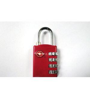 供应TSA309 四位密码轮 美国TSA海关锁 箱包挂锁 出国旅行 户外用品