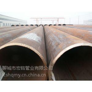 供应大口径薄壁Q345B无缝管价格