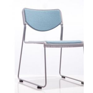 格友家具供应布艺会议椅,洽淡椅,培训椅可多张叠落,多功能会议椅