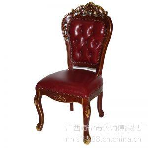 供应欧式橡木餐椅,鲁师傅家具厂