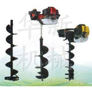 供应新型挖坑机 多用途植树挖坑机 电线杆挖坑机 超耐磨超耐用!