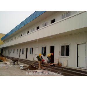 供应黄岛专业建造彩钢活动板房