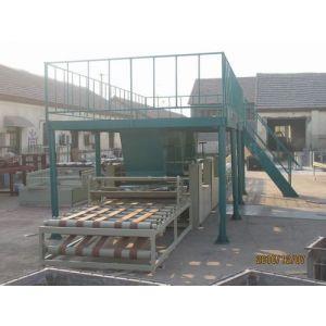 供自动化防火板机,装饰板成型机厂家直销