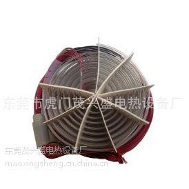 供应蚊香型铁氟龙加热器,铁氟龙加热盘,盘式加热器,加热器 电热管 铁氟龙加热管