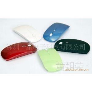 供应鼠标厂家特价直销超薄鼠标2.4G无线鼠标蓝牙苹果鼠标ipad苹果配件