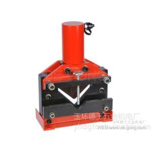 供应角钢切割机 角铁切断机 电动液压切断机 CAC-110
