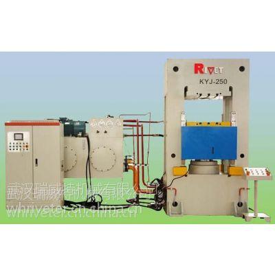 精冲零件撕裂的原因,模具怎么改善-瑞威特液压冲压机
