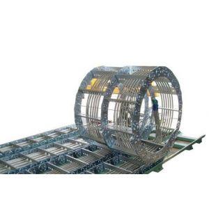 供应钢铝拖链机床附件TL系列钢铝拖链价格