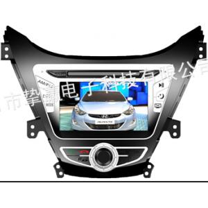 供应现代伊兰特专车专用DVD导航 11款伊兰特车载GPS导航仪 现代伊兰特导航一体机