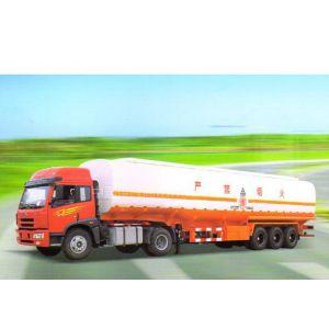 供应铝合金运油车、液罐车、油罐车、半挂车