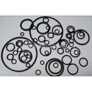 供应氟橡胶O型圈 O型圈厂家 耐高温O型密封圈生产厂家