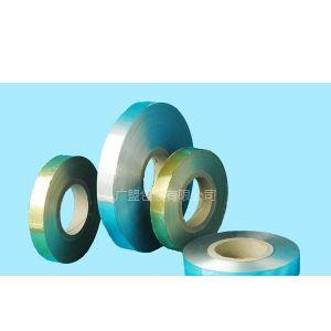 供应供应热熔胶封口铝箔 软管封口铝膜