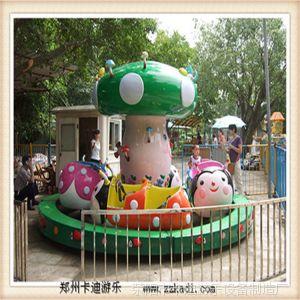 供应卡迪商场室内儿童游乐设备12座瓢虫乐园