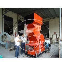 S生产线结构合理,钢性足的三明废铁破碎机