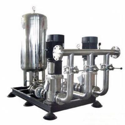 供应供应甘肃无负压稳流变量分压给水设备 给您源源不断的水