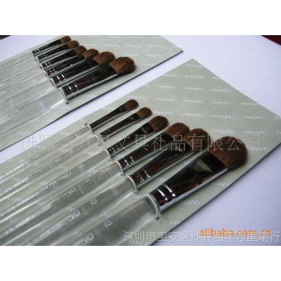 [万里画材网]万里行六支扇型画笔/内外销优质油画笔/  WL高端画笔