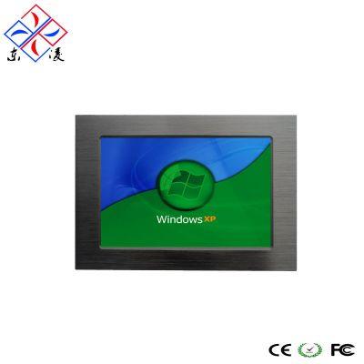 7寸嵌入式防震防油工业平板电脑