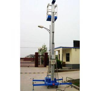 供应单梯铝合金式升降平台