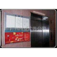 供应电梯公告栏广告发布
