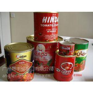 供应瑞士食品进口清关代理