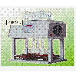 供应COD自动消解回流仪 6孔 型号:S9JS-HCA-100-6  库号:M402911
