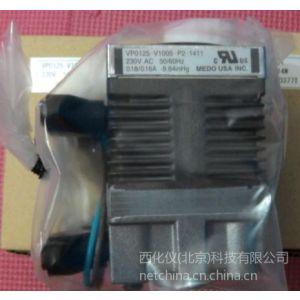 供应氧分仪气泵 型号:VP0125-V1005-P2-141