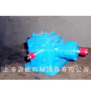 供应T12螺旋伞齿轮减速机T2铝壳换向器