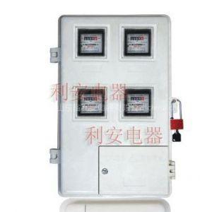 供应大量1-12表位玻璃钢电表箱