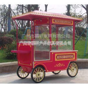 供应广场美食售卖车订做 广州实木售货车价格 可移动售货车价格