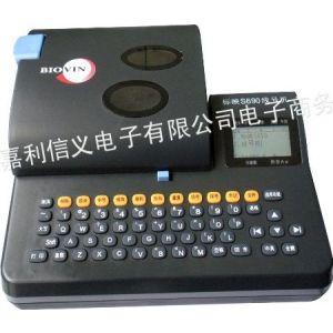供应国产标映S690 多功能线号印字机