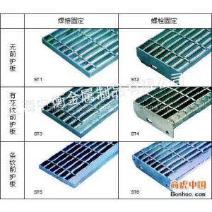 供应上海钢格栅 热镀锌长方孔钢格栅厂家定做加工工程施工