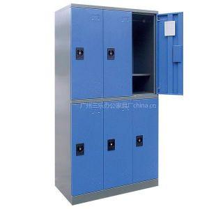 供应广州办公室家具铁皮柜广州更衣柜工厂订做