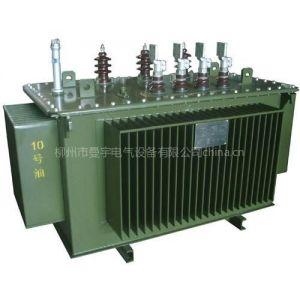 供应广西10KV级油浸式非晶合金变压器