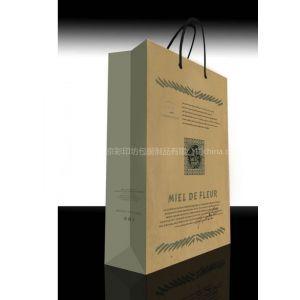 供应供应北京手提袋印刷厂礼品袋印刷彩印坊印刷