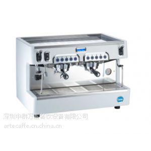 供应意大利进口 carimali cento50 半自动商用咖啡机 液晶显示屏