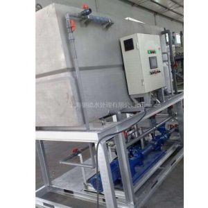 供应絮凝剂乳液溶解配制系统