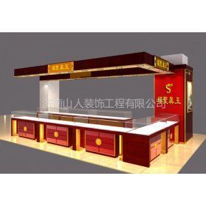 供应济南服装展柜设计制作,济南商场珠宝展柜制作公司