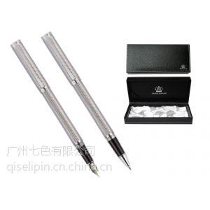 供应金属笔,广州金属钢笔厂家,定制商务礼品笔,定做宝珠笔